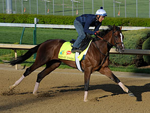 Normandy Invasion - Churchill Downs, April 26, 2013.