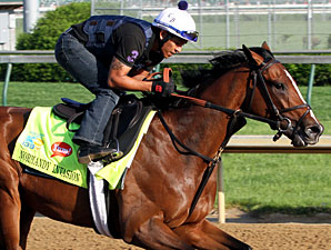 Normandy Invasion - Churchill Downs, May 1, 2013.