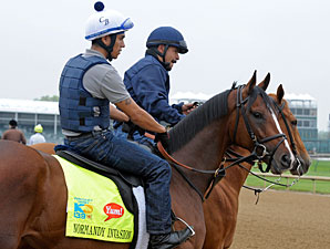 Normandy Invasion - Churchill Downs, April 29, 2013.