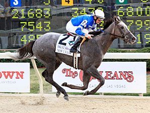 Now I Know wins the 2011 Delta Downs Princess.
