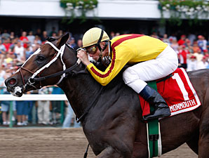 Omniscient wins the 2010 Majestic Light.