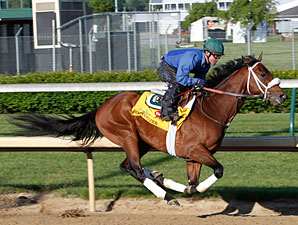 Optimizer at Churchill Downs 4/23/2012