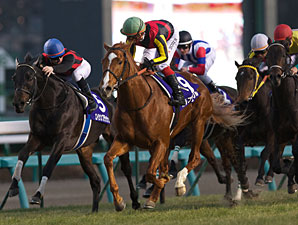 Orfevre wins the Arima Kinen.