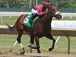 Our Dark Knight wins an allowance on June 19, 2010.