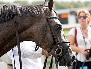 Paddy O'Prado wins the 2010 Secretariat.
