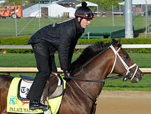 Palace Malice - Churchill Downs, April 26, 2013.