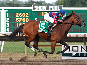 Patriotic Viva wins the 2010 Serena's Song.