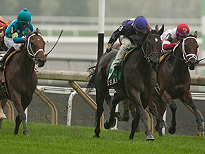 Phil's Dream wins the Nearctic Stakes.
