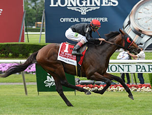 Point of Entry wins the 2013 Manhattan.