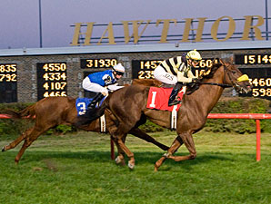 Princeville Condo wins the 2011 Robert F. Carey.