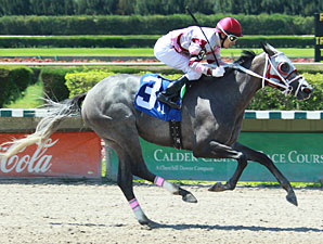 Prize Informant wins the 2011 Regal Gal.