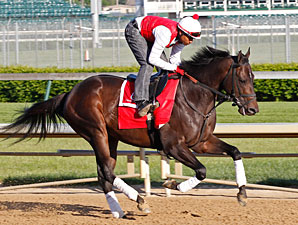 Prospective  - Churchill Downs, April 19, 2012.
