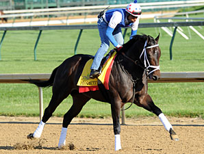 Prospective  - Churchill Downs, April 27, 2012.