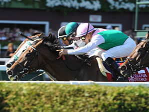 Proviso wins the 2010 Diana.