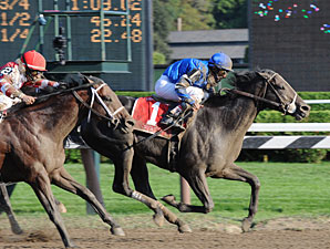 Late Run Earns Pyro Forego Victory