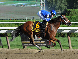 Questing wins the 2012 Alabama.