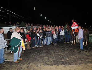 Rapid Redux makes history with win number 20.