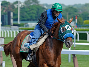Ravelo's Boy - Belmont Park, June 6, 2012.