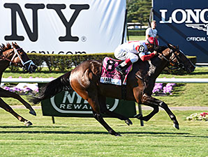 Real Solution wins the 2014 Manhattan.