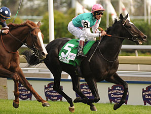 Redwood wins the 2010 Northern Dancer Turf Stakes.