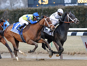 Revolutionary wins the 2013 Withers.