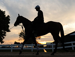 Riding the River - Woodbine September 13, 2011