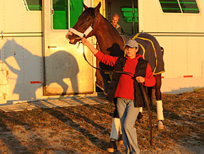 Right One - Woodbine, September 16, 2011.
