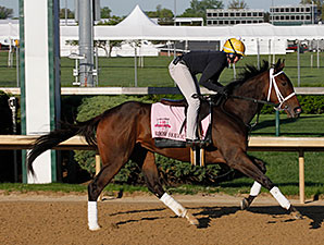 Room Service - Churchill Downs, April 23, 2014.
