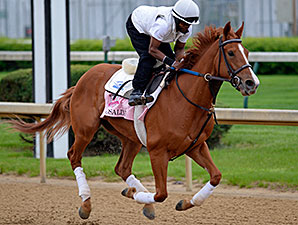 Rosalind - Churchill Downs, April 25, 2014.