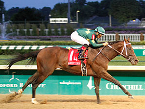 Rothko wins the 2012 Aristides.