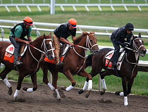 Ruler On Ice (center) works 9/20/2011