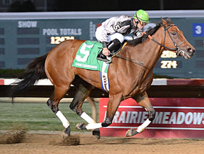 Sakakawea wins the 2012 Mamie Eisenhower.
