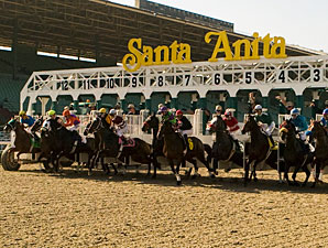 New Handicapping Contest at Santa Anita