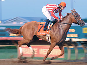 Secret Gypsy wins the 2010 Saylorville.