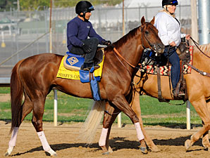 Sidney's Candy at Churchill Downs on April 16, 2010.