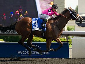 Sisterly Love wins the 2013 Ontario Matron Stakes.