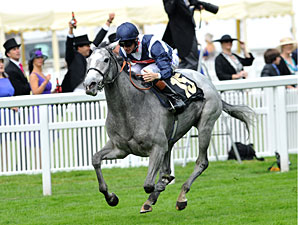 Sky Lantern wins the 2013 Coronation Stakes.
