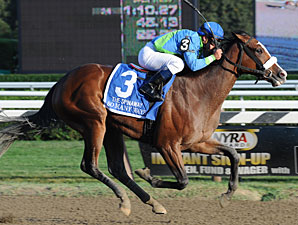 So Many Ways wins the Spinaway Stakes.