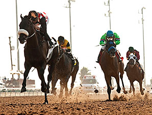Soi Phet wins the 2014 Bertrando Stakes.