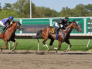 Sokitumi Samurai wins at Monmouth Park May 11.
