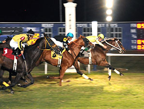 Southern Style wins the 2012 Need for Speed.