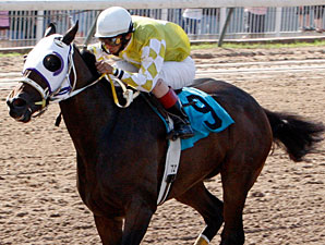 The Temperence Hill Stake was won by Southern Style with rider John Velazquez for owner and trainer Maynard T. Chatters, Jr.