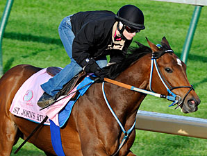 St. John's River - Churchill Downs 04/28/11