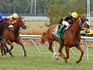 Starstruck wins the Matchmaker Stakes.