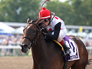 Successful Song wins the 2012 Lighthouse Stakes.