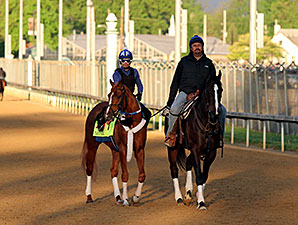 Tapiture - Churchill Downs, May 1, 2014