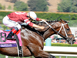 Tapizar wins the Breeders' Cup Dirt Mile.