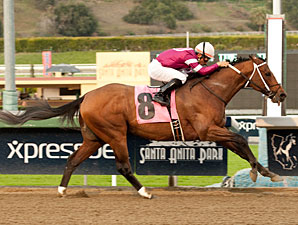 Tapizar wins the 2012 San Fernando.