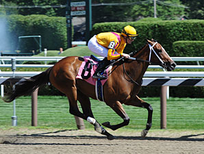 Teen Pauline - Maiden win, July 25, 2012.