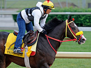Trinniberg at Churchill Downs 4/29/2012